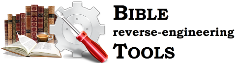 Bible reverse-engineering